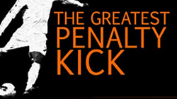"""The Greatest Penalty Kick"", OOH Digital Activation 2014"